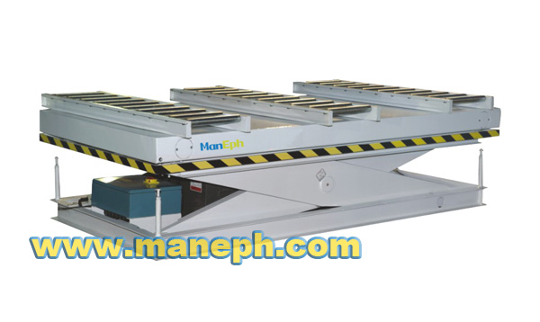 HEAVY DUTY LOADING LIFT TABLE