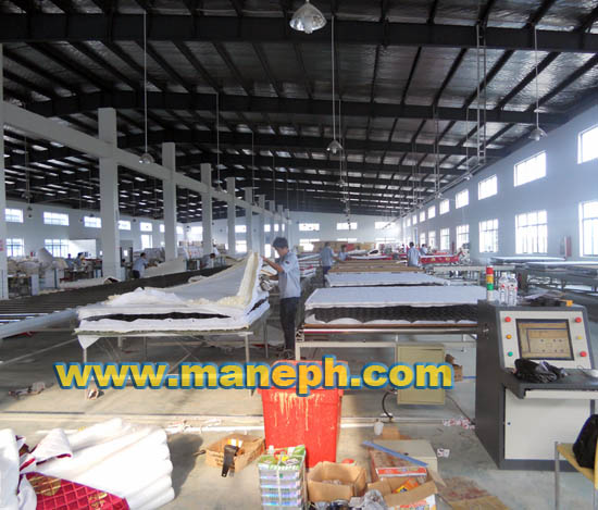 MATTRESS ASSEMBLE CONVEYOR