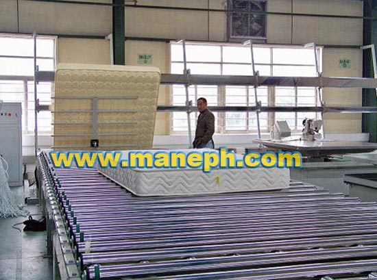 MATTRESS BUFFER CONVEYOR