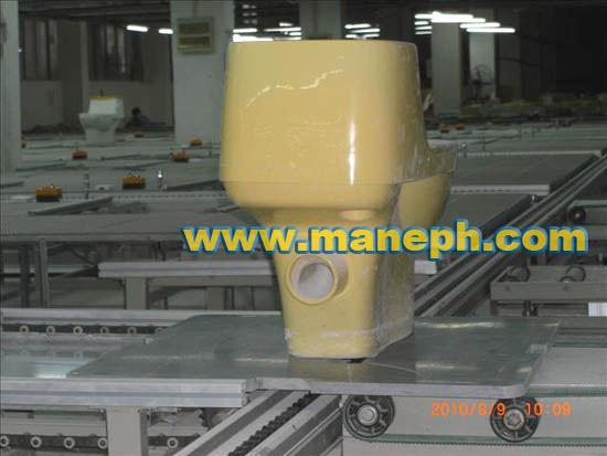 CLOSETOOL PRODUCTION LINE