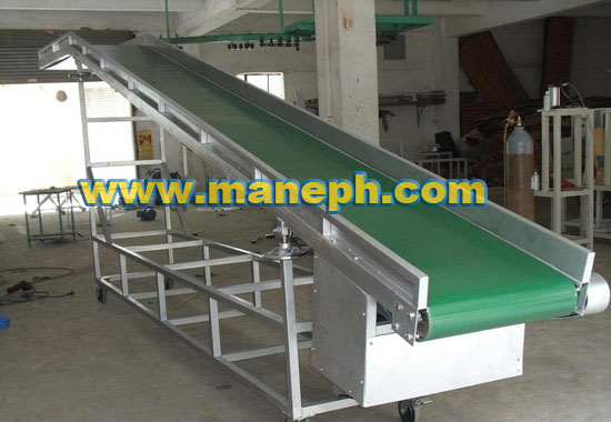 MOVABLE FLOORS CONVEYOR
