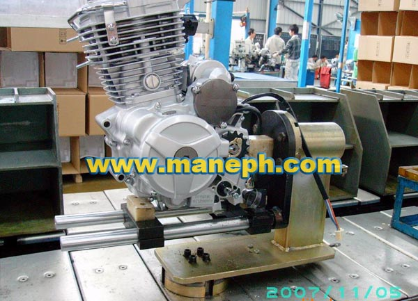 MOTORCYCLE ENGINE ASSEMBLE