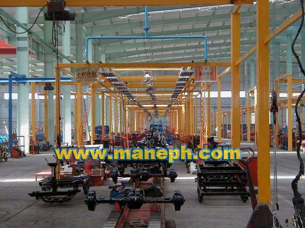 AUTOMOTIVE CONVEYOR