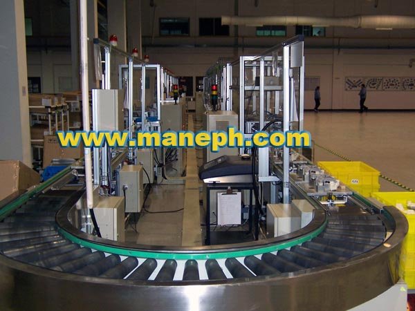 MILOMETER PRODUCTION LINE