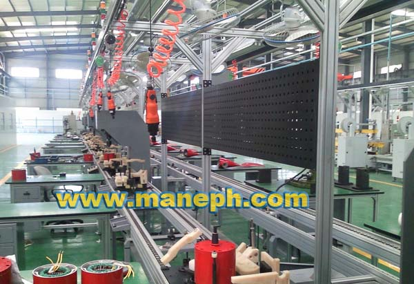 EV MOTOR PRODUCTION LINE