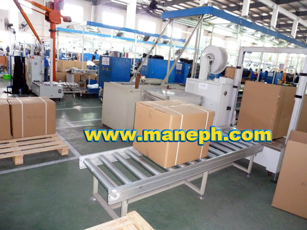 SEATING PACKING LINE