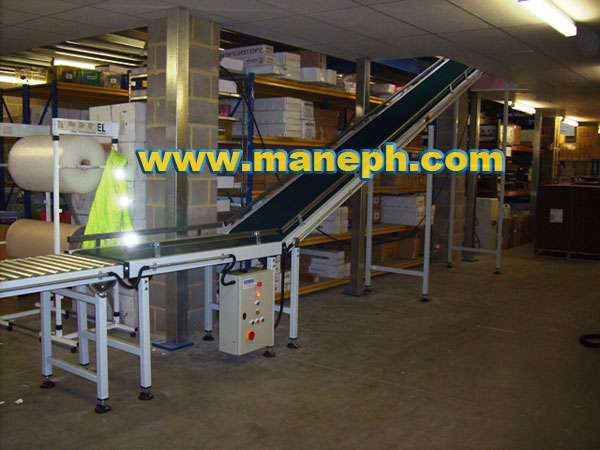 NTER FLOOR CONVEYOR