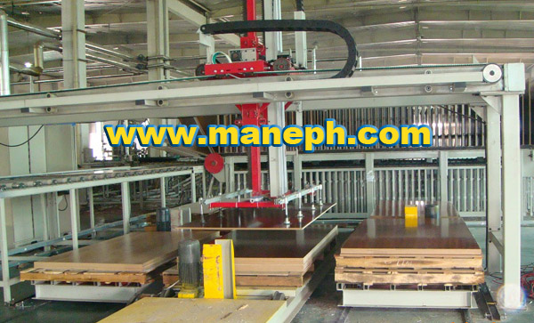 GANTRY VACUUM LIFT